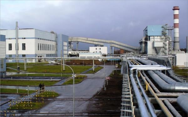 Тихвинский ферросплавный завод