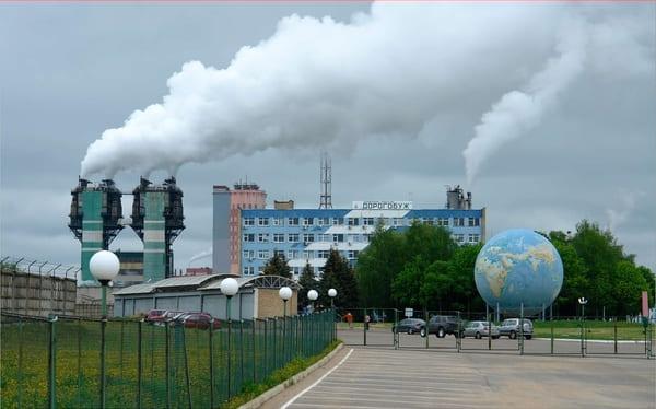 Химический завод Дорогобуж