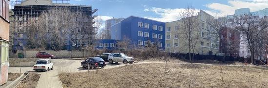 Общежитие Белгородского правоохранительного колледжа В. В. Бурцева