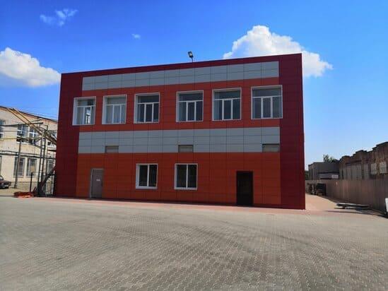 Офисное здание Бабушкина