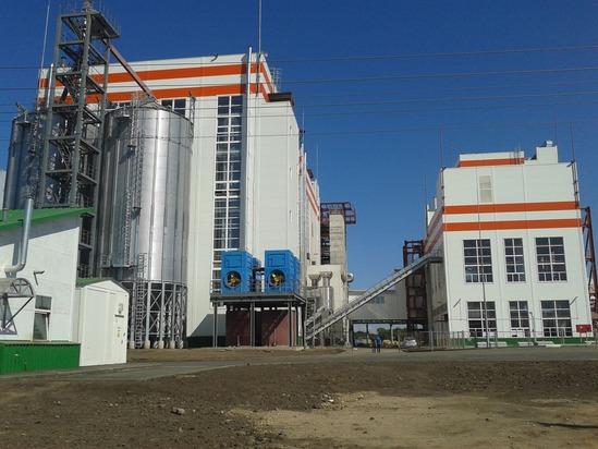 Маслозавод, Волжский терминал