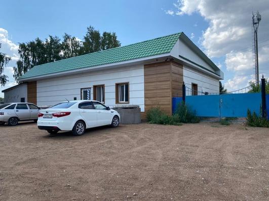 Административное здание Курск