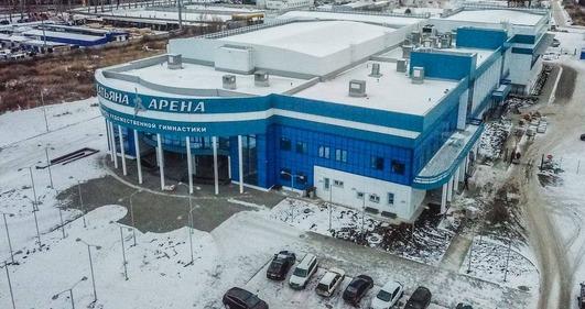 ульяновск центр худ. гимнастики
